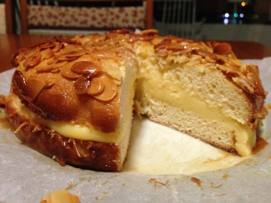 Beesting Cake