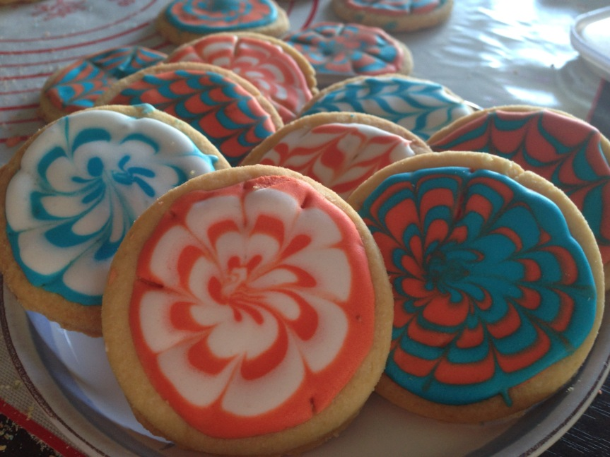 Butter Cookies and RoyalIcing